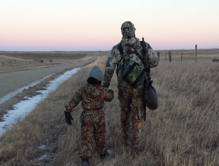 Hunting With My Family – Aspen age 7
